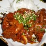 アゴ肉味噌ランチ「海鮮・七海」