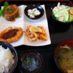 日替わりランチが人気、鹿児島与次郎「おふくろの味 まき」