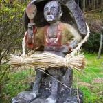 薩摩川内市入来町「松下田の田の神」
