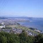 歴史街道「白銀坂」を歩く2014.11.03
