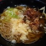 鹿児島市東開町の肉そばが美味い「がんこ庵 東開店」