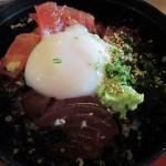 姶良市西餅田、海鮮 七海の「おまかせ丼」はうまいよ