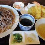 民家風の店内でくつろいでお蕎麦が食べられる霧島市隼人町野久美田、「手打ちそば 元寿庵」
