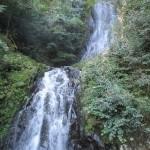日本の滝百選、熊本県人吉市鹿目「鹿目の滝」