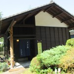 隠れ家的な蕎麦屋さん、霧島市牧園町三体堂「そば処 りんどう」