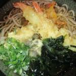 北海道産そば粉を使った天ぷらそばが美味い、霧島市牧園町高千穂「そば処 天照(あまてらす)」