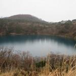 えびの高原の「不動池」2015.11.29