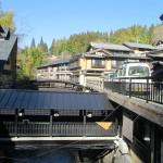 阿蘇南小国町にある黒川温泉に行ってきました