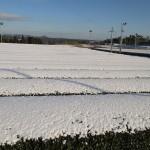 加治木日木山に雪が積もる2015.01.20