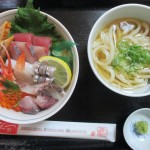 民家風な空間でゆっくりと食事を楽しむ、姶良市中津野「寿司うどん工房なかつ野」
