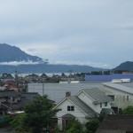 雨の後の桜島2016.06.30