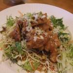 油淋鶏、酢豚、麻婆豆腐3つとも美味しかった日南市吾田東「中華キッチン れんげ」