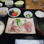 江口浜漁協直営だから新鮮でおいしい「江口蓬莱館 レストラン」