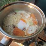 ㈱ヒガシマルの「鹿児島ラーメン亭 とんこつ味」を食す