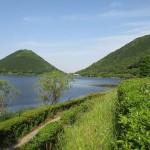 薩摩川内市「藺牟田池自然公園キャンプ場」2017.06.03-04 ソロキャンプ