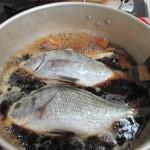 チヌの煮つけ 2018.02.02