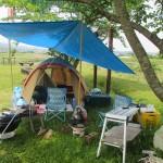 伊佐市湯尾「ガラッパ公園」2019.05.11-12  カヌー&キャンプを楽しむ