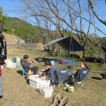 姶良市蒲生町「住吉池公園キャンプ場」2019.12.28-29  BBQ&おでん